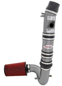 AEM Cold Air Intake System - Gunmetal Gray fits 2004-2011 Mazda RX-8 1.3L R2