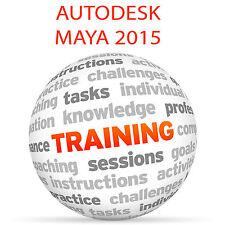 Autodesk Maya 2015-Video formazione tutorial DVD