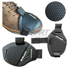 Protector de calzado para pedal de moto proteja su bota o zapato por muy poco