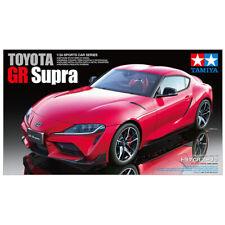 Tamiya Toyota GR Supra Car Model Kit - Scale 1:24 - 24351