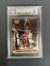1992-93 Ultra #27 Michael Jordan BGS 9