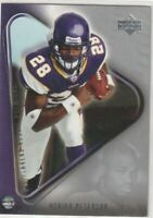 ADRIAN PETERSON 2007 UPPER DECK NFL PLAYERS ROOKIE PREMIERE RC VERY NICE