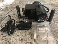 Sony HDR CX-700 And Gates Underwater Housing