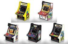 "MY ARCADE PAC-MAN + GALAGA + GALAXIAN + Dig Dug + MAPPY 6"" Micro Arcade Machine"