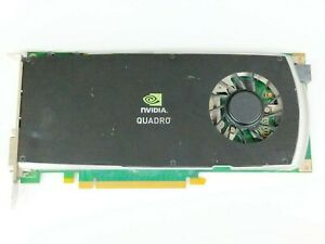 HP 519297-001 NVIDIA Quadro FX3800 1GB 256-Bit GDDR3 PCI-E Video Graphics Card