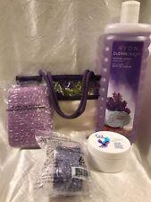 Avon Foot Works & Bubblebath Gift Set - NEW!!!