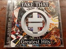 TAKE THAT - Greatest Hits (CD 1996) 18 Great Tracks