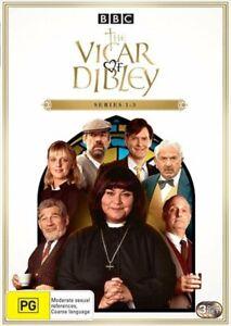 Vicar Of Dibley - Series 1-3   Boxset, The DVD