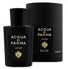 Leather by Acqua Di Parma Eau de Parfum 3.4 oz Signatures of the Sun Collection