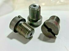 3 PC PACKAGE, WARNER & SWASEY COLLET PAD SCREWS  *3 SIZES AVAILABLE-SEE BELOW*