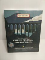 DINNER ABOAD THE ORIENT EXPRESS - HOST A 1920'S RAIL INSPIRED PARTY - NEW SEALED