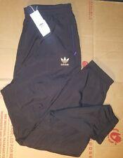 Adidas originals mens Pharrell Hu Track windpants black size small cy7868 lined