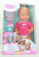 Nenuco Puppe, Babypuppe 42cm, Nenuco macht Bläschen