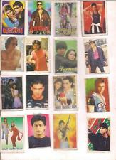 "INDIA - CARDS - FILM ACTOR AND ACTRESS - 35 IN 1 LOT - SIZE 2.1/2"" X 1.3/4"""