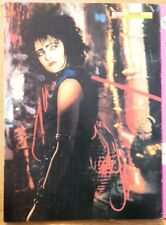 SIOUXSIE 'red ropes' magazine PHOTO/Poster/clipping 11x8 inches