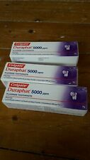 Duraphat by Colgate 5000 ppm 3x 51g