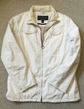 ladies Barbour Jacket 16 Cream