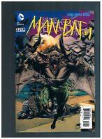 DC NEW 52 Detective Comics #23.4   MANBAT 3D Lenticular Villains Cover 2011 NM