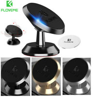 360 Rotating Magnetic Holder Car Dash Mount Bracket For Cell Phone GPS Sumsang