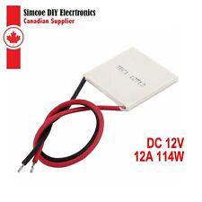 TEC1 12712 12V 12A TEC Thermoelectric Cooler Peltier Peltier Plate Module #291