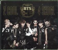 BTS (BANGTAN BOYS)-2 COOL 4 SKOOL / O!RUL8.2? JAPANESE EDITION-JAPAN CD+DVD H66