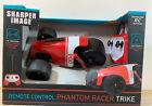 Sharper Image Remote Control Phantom Racer Trike RC Car Red NEW