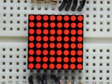 Adafruit Miniature 8x8 Red LED Matrix [ADA454]