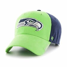 afa27fb9 Seattle Seahawks Sparkle Women's Two Tone '47 BRAND Clean up Adjustable Hat