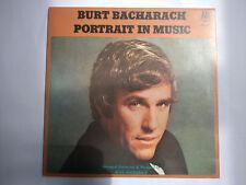 "AMLS 2010 Burt Bacharach Portrait in Music 12"" Vinyl LP 1971 VG/NM"