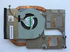 Original For Dell VOSTRO 3560 V3560 Cooling Fan with  Heatsink  DP/N 06HNV7