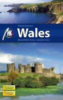 REISEFÜHRER Wales 2016/17 + Landkarte +10 Wanderungen MICHAEL MÜLLER VERLAG NEU