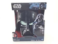 Star Wars Hasbro Rogue One Darth Vader Voice Changer Helmet Damaged Box