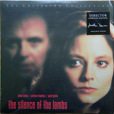 Silence of the Lambs, The: Special Edition: Criterion #192 Laserdisc LD