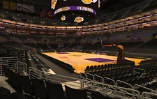 2 Los Angeles Lakers vs Minnesota Timberwolves Tickets 11/7/18 Section 108 LBJ