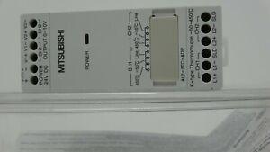 Mitsubishi AL2-2TC-ADP Alpha 2 analog input card