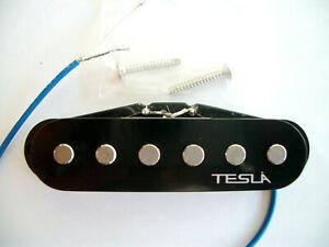 Tesla Pickup Plasma-1 Singlecoil Pickup (Bridge, Middle, Neck)