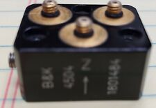 Bruel Kjaer 4504 Triaxial Piezoelectric Ccld Accelerometer Calibrated Of23