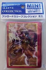 Dragonic Vanquisher VBUSTER Narukami Cardfight Vanguard Bushiroad Sleeves 299