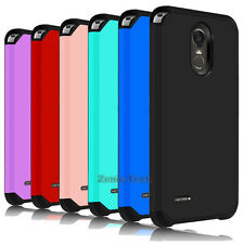 For LG Stylo 6/5/4 Plus Phone Case Hard TPU Armor Shockproof Rugged Back Cover