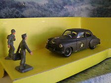 1/43 Solido (France)  Military  Chevrolet  US army  #6033