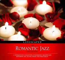 Various Artists : The Romantic Jazz Collection CD