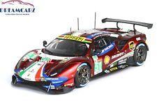 BBR BBRC230A 1/43 Ferrari 488 GTE - Winner 2019 24 hrs Le Mans - Lmtd 250 pcs!