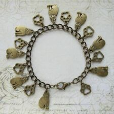 Animals & Insects Alloy Chain/Link Costume Bracelets