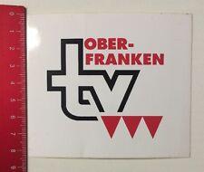 Aufkleber/Sticker: Oberfranken TV (12051654)