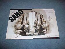 "1984 Camaro Z28 Twin-Turbo RestoMod Article ""Sano"""