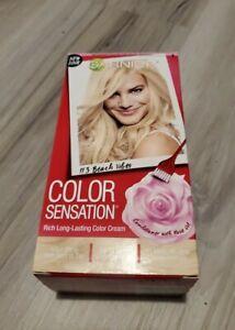 Garnier Color Sensation, Beach Vibes,11.3 Extra Light Sun Blonde, 1 Application