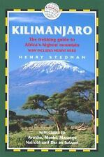 Kilimanjaro: The Trekking Guide to Africa's Highest Mountain - 2nd-ExLibrary
