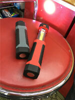 LED Telescopic Inspection Lamp Magnetic Torch Durable Worklight
