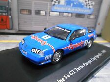 RENAULT Alpine V6 GT Turbo 1985 Europ Cup Speedy #1 Racing Hachette Eligor 1:43