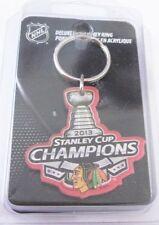 2013 Chicago Blackhawks Stanley Cup Champions Bottle Opener Keychain Key Ring